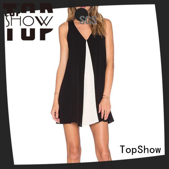 TopShow Brand sexy women oem dress manufacturers