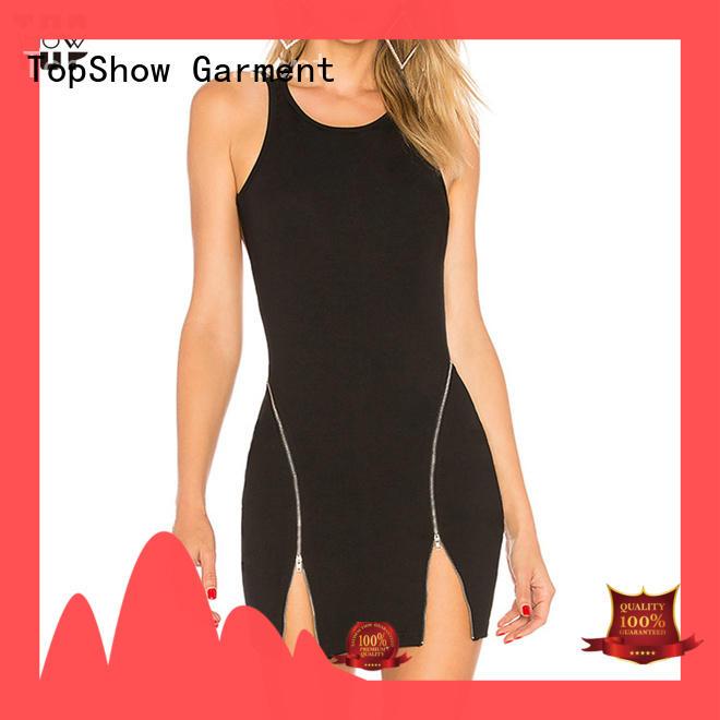 TopShow splendid summer mini dress quality for travel