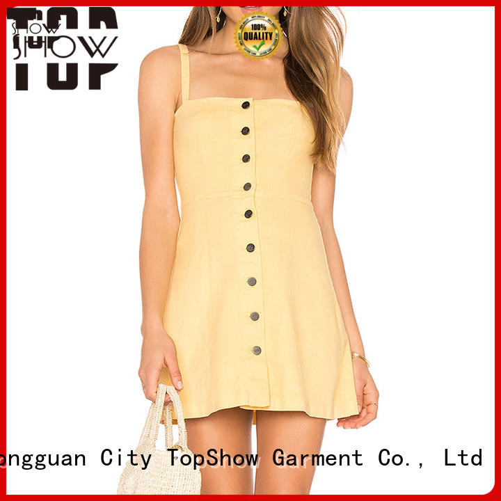 TopShow fitted mini dress company