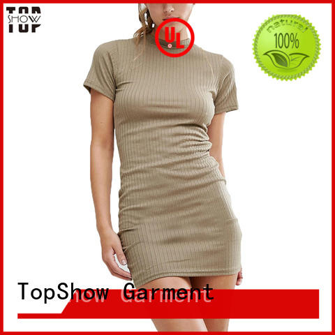 TopShow womens halter dress ladies with good price