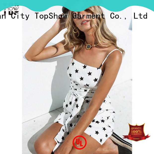 TopShow splits feminine dresses buy now