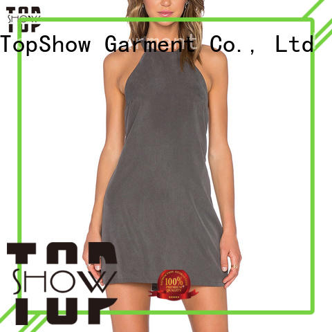 TopShow new-arrival pink mini dress widely-use with good price