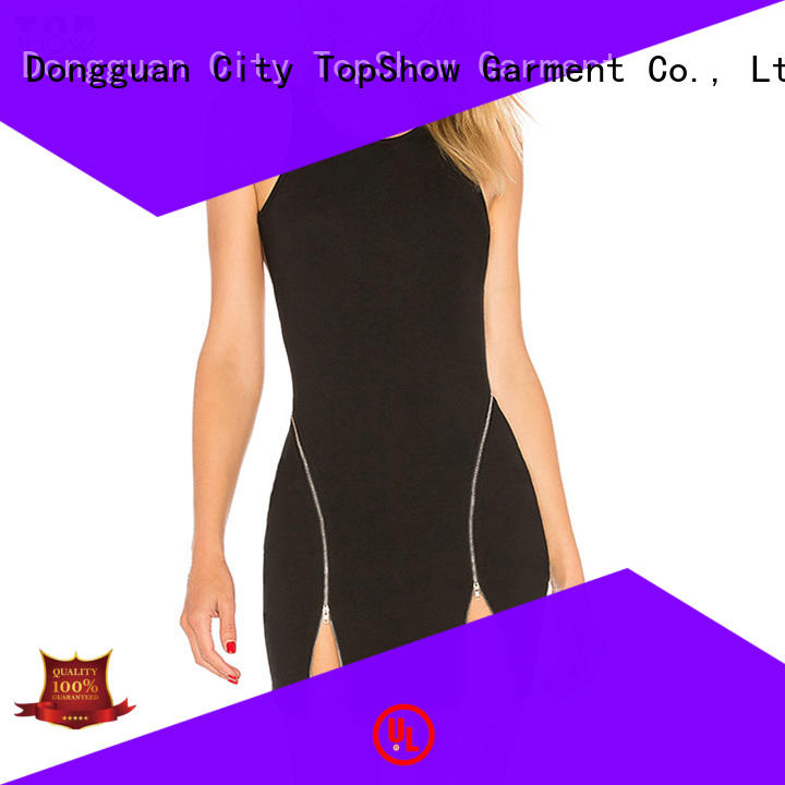 garmentfactory pretty short dresses hign with good price TopShow