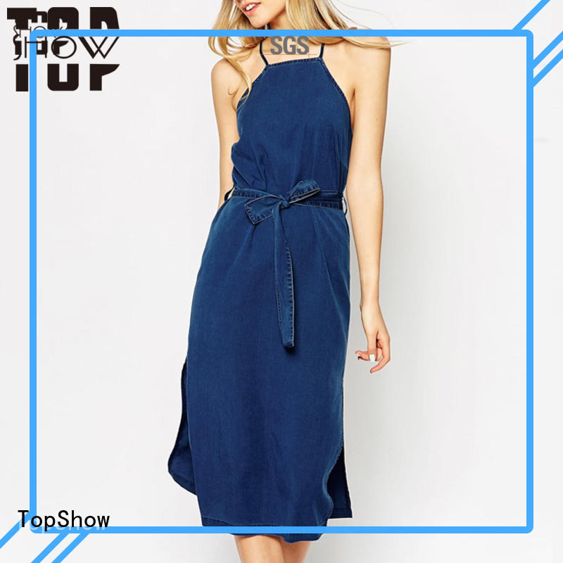 custom made dresses cheap supplier for business trip TopShow