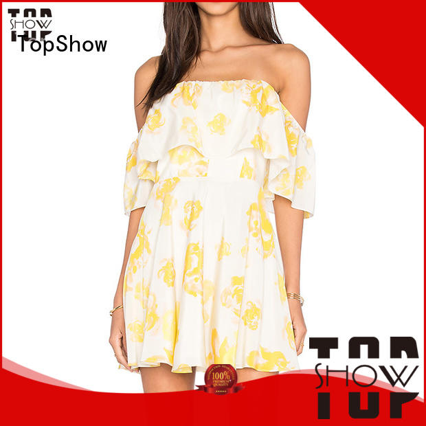 TopShow going out bodycon dresses producer from China