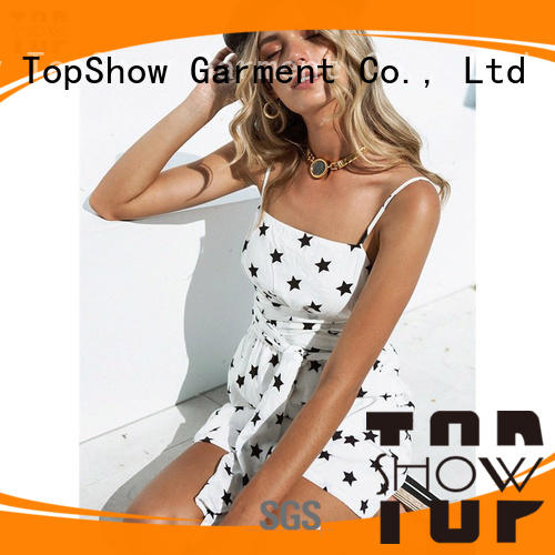 TopShow bodycon summer dresses online manufacturer for business trip
