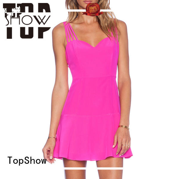 TopShow blue party dresses long-term-use party wear