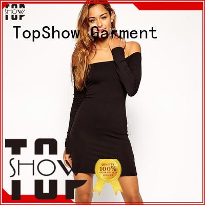 TopShow summer dresses online bulk production factory price
