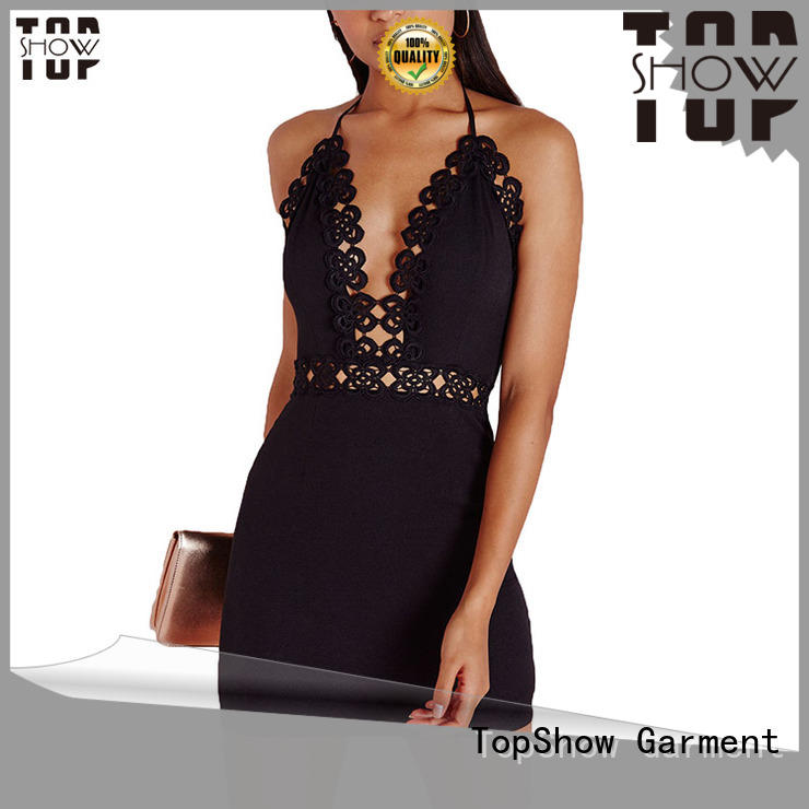 TopShow irresistible cute mini dresses  supply for travel