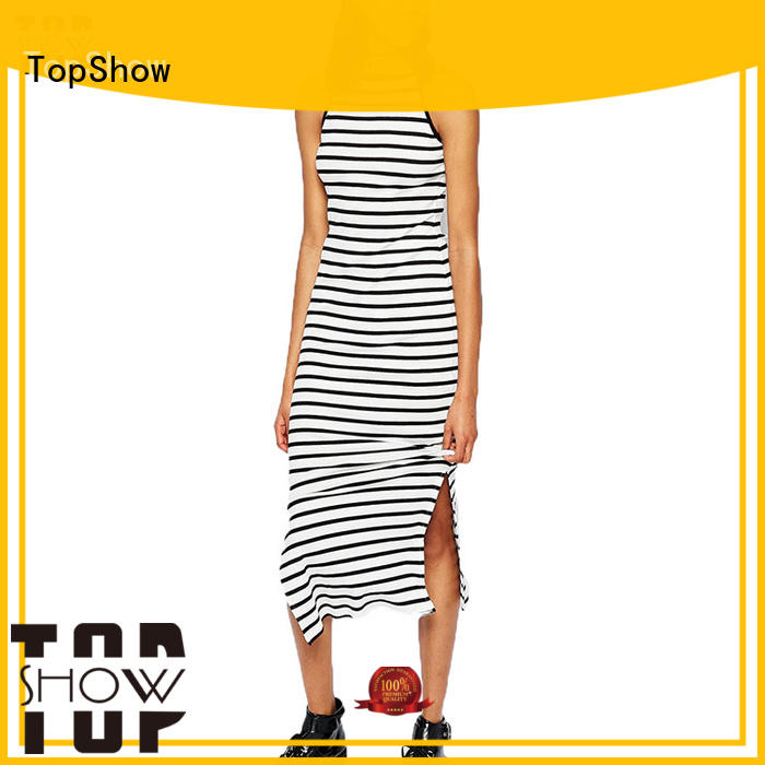 fitted mini dress widely-use for travel TopShow