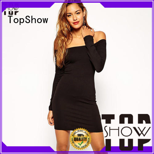TopShow charming sexy casual dresses certifications for shopping