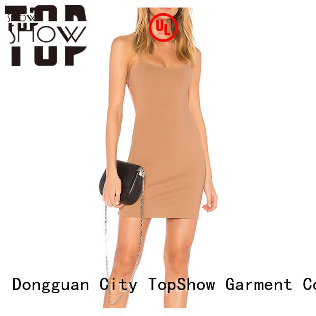 TopShow short mini dresses supply from China