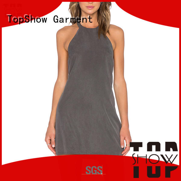 TopShow halter lace bodycon dress producer street wear