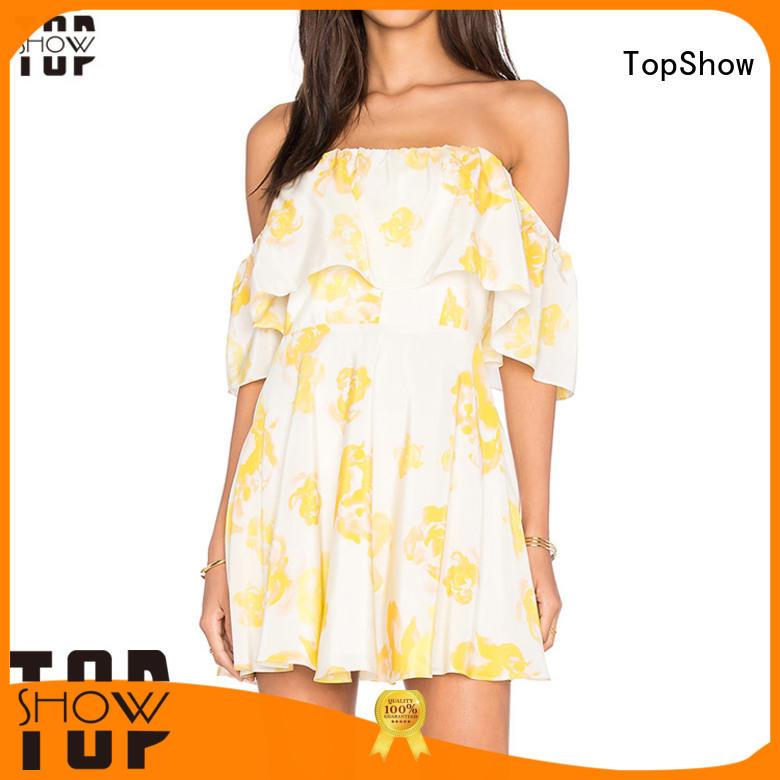 TopShow custom dresses producer for girls