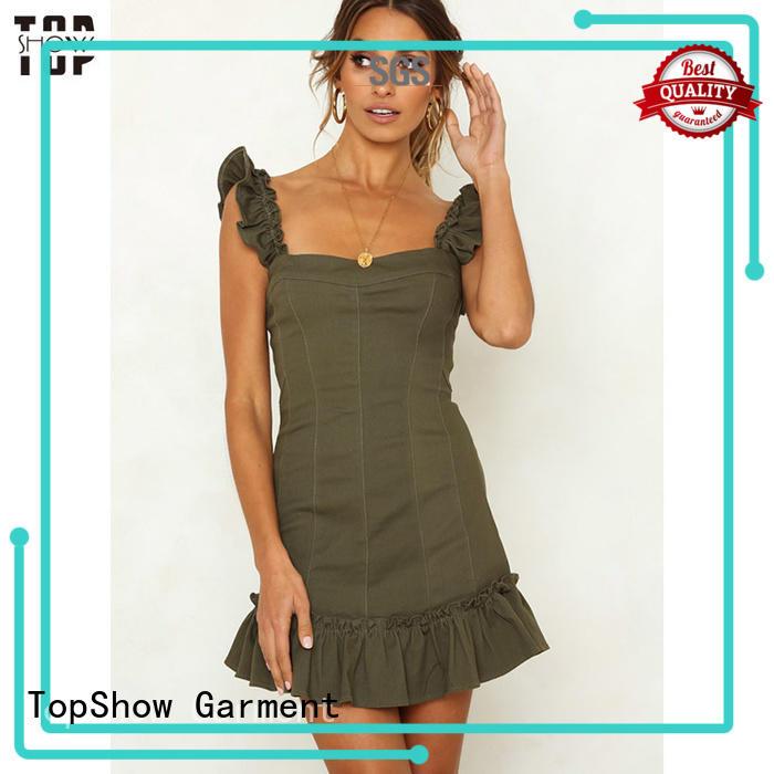 feminine dresses manufacturer party wear
