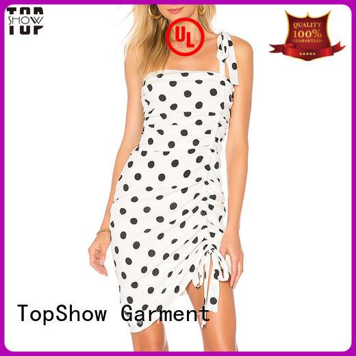 trending halter mini dress off street wear TopShow