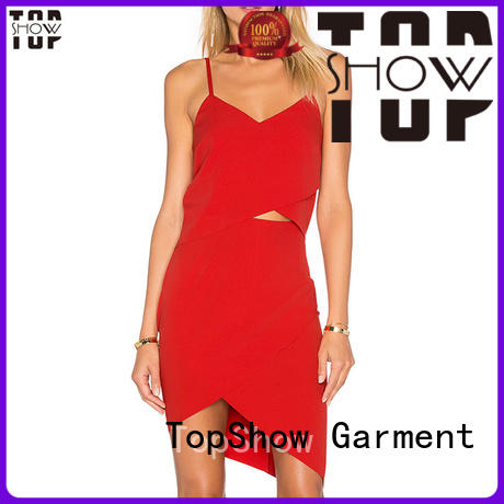 TopShow magnificent simple bodycon dress shoulder with good price