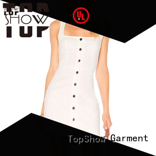 TopShow attractive basic bodycon dress free design for party