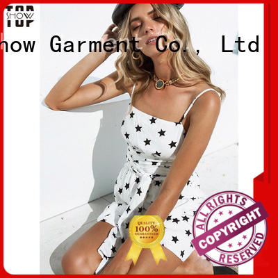 tiered v neck halter dress free design for business trip TopShow