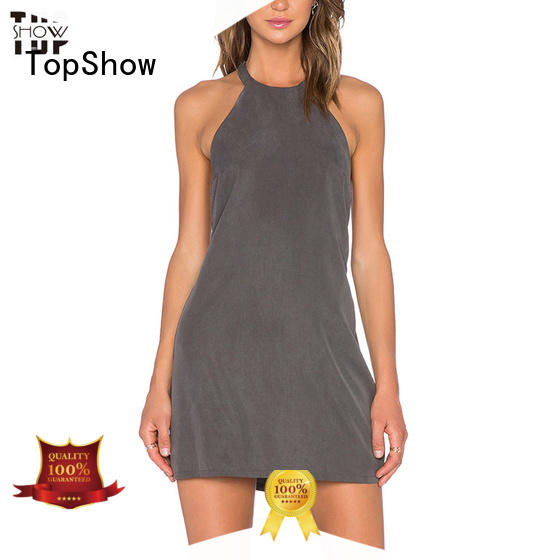sleeves custom womens dresses certifications with many colors