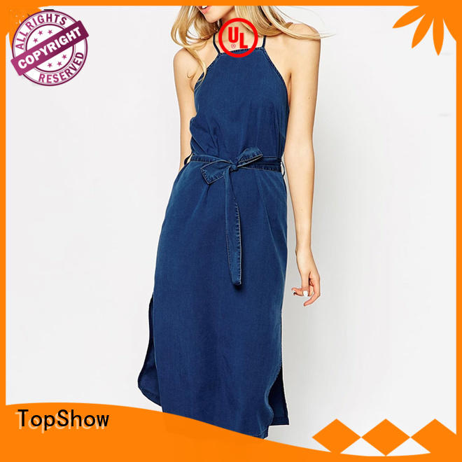 TopShow gorgeous short dress fashion ladies for party