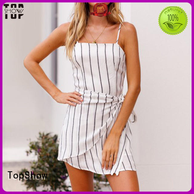 short strappy dress design daily wear TopShow