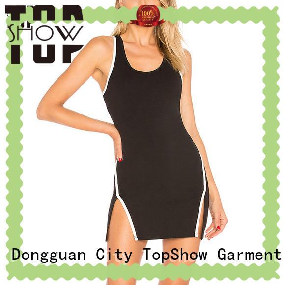bodycon simple bodycon dress bulk production for cosmetics