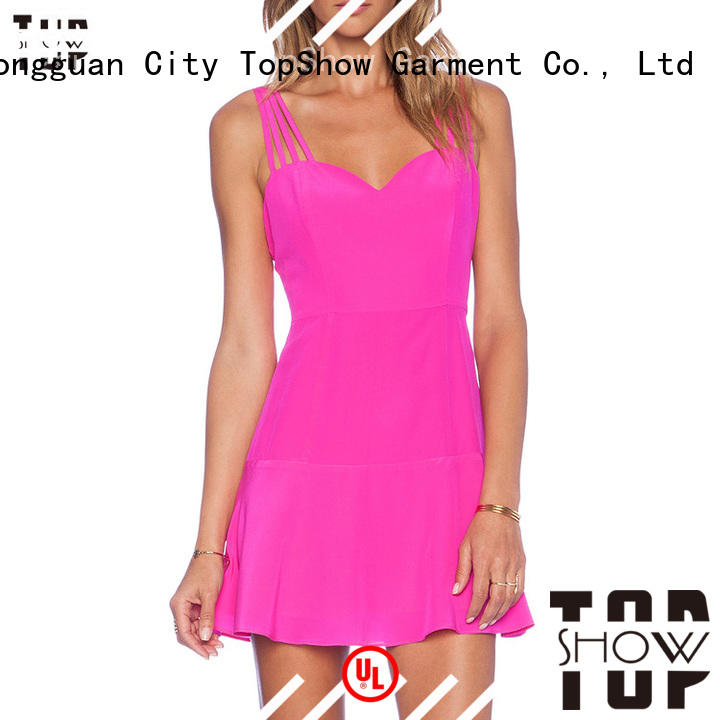 TopShow Wholesale couture dresses free design for shopping