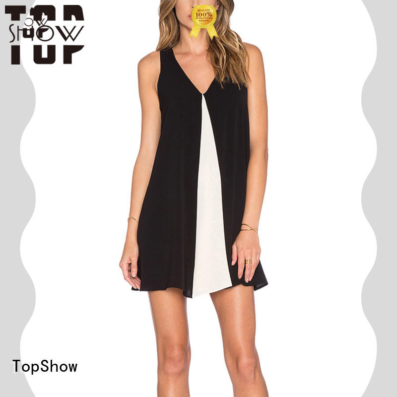 TopShow ladies bodycon dresses long-term-use factory price