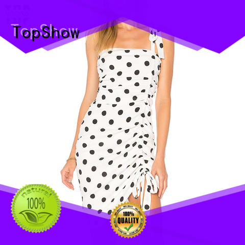 hign ladies bodycon dresses print for cosmetics TopShow