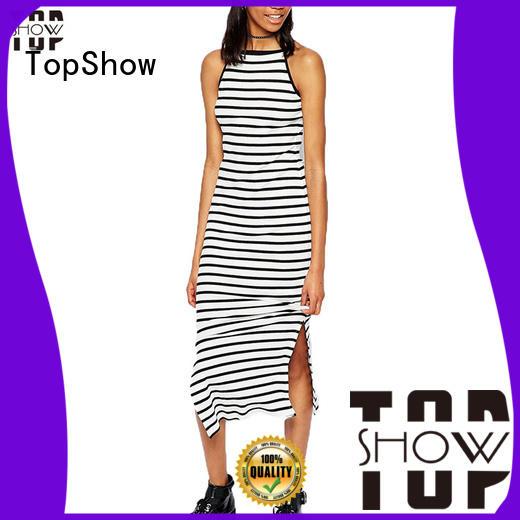 TopShow Wholesale short mini dresses supply for travel