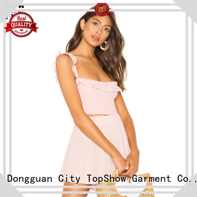 ladies sexy dress tulip for business trip TopShow