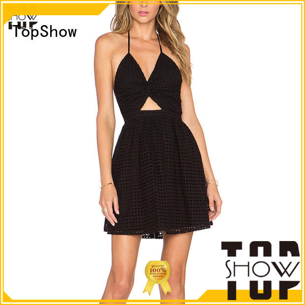 TopShow dress customization factory with many colors