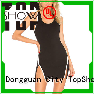 TopShow pink and red dress inquire now from China