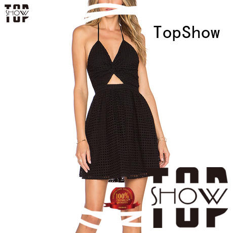 TopShow fine- quality mini dresses for summer for ladies