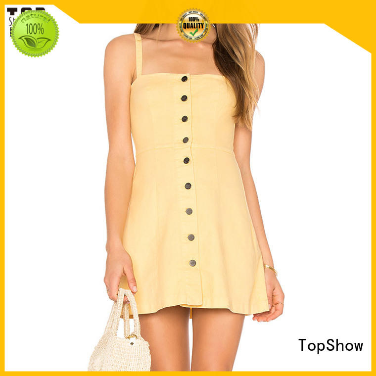 dazzling halter neck backless dress manufacturer for ladies TopShow
