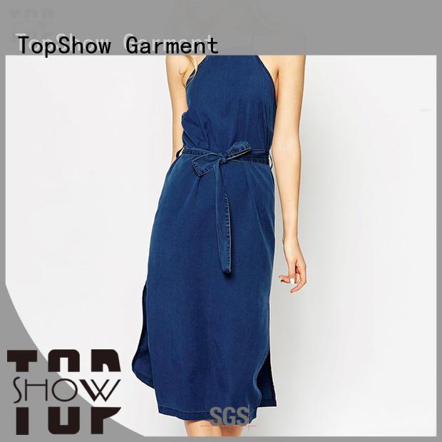TopShow trending strapless mini dress supply for girls