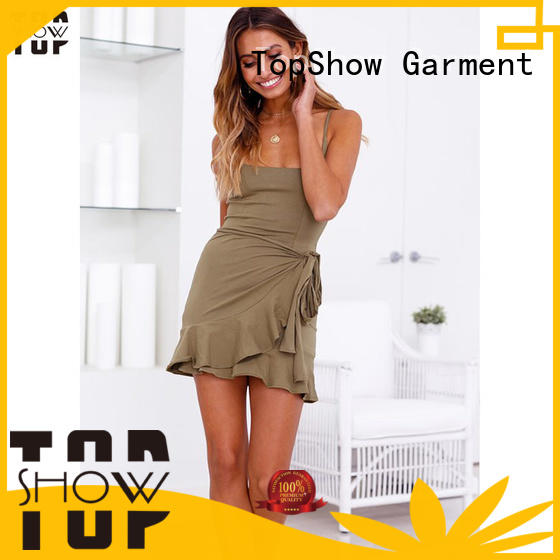 TopShow Fashion cheap black dresses free quote for party