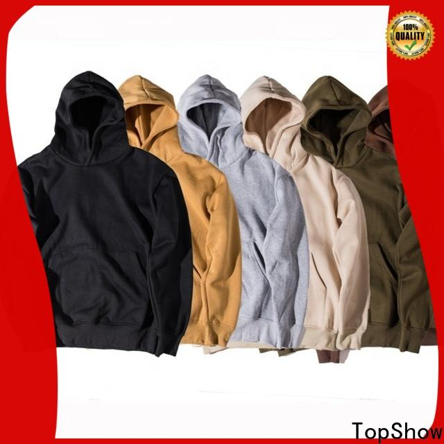 TopShow unique mens hoodies Supply with many colors