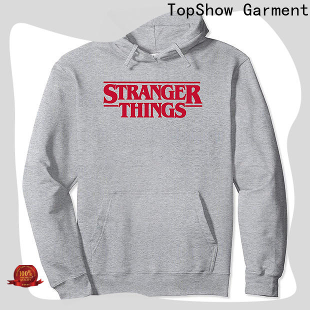 TopShow stylish hoodies for guys manufacturer for ladies