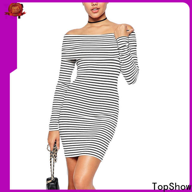 TopShow Best black outfits for women factory for cosmetics