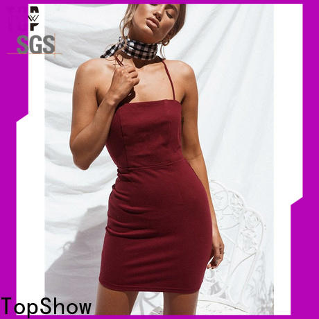 TopShow new-arrival short evening dresses supply from China