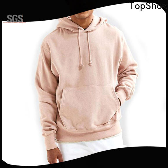TopShow fashion stylish hoodies for guys company with many colors