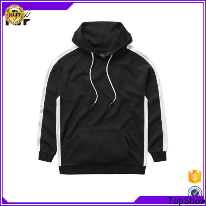 TopShow Latest lined hoodies for guys manufacturer for female
