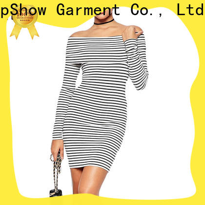 Wholesale trending designer dresses online factory daily wear