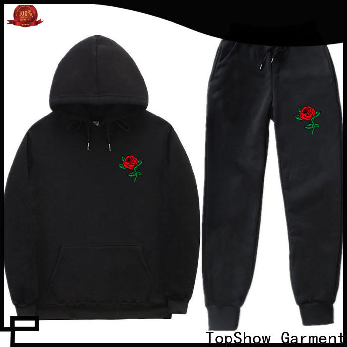 TopShow trendy hoodies for guys factory for female