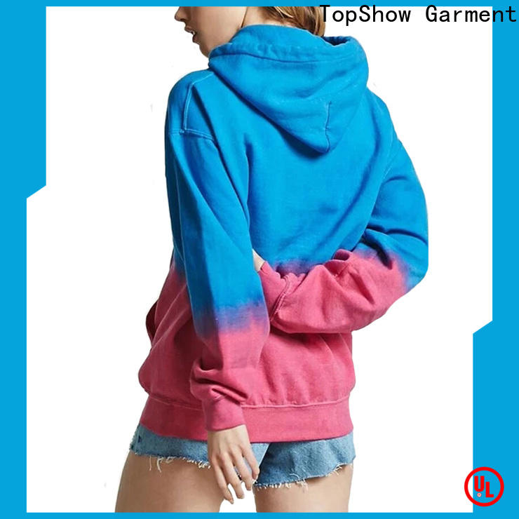 TopShow women's pullover hoodies for business party wear