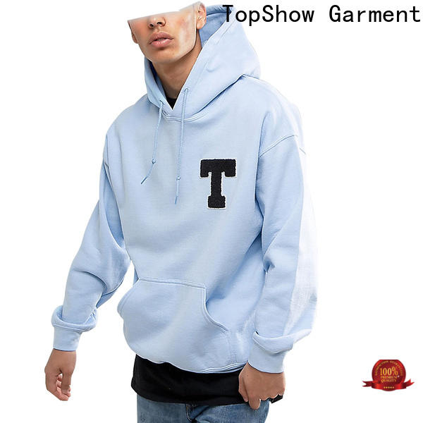 colorful mens fashion hoodies factory with good price
