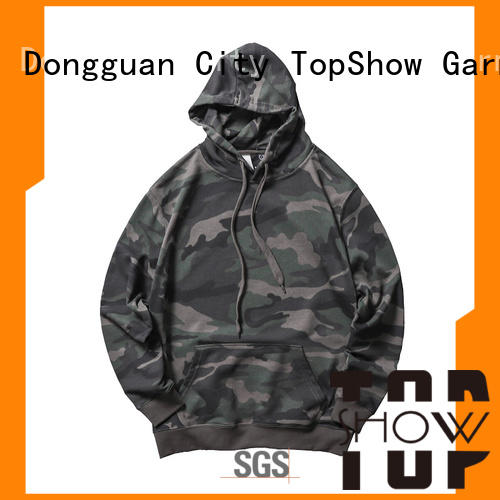 TopShow nice hoodies for men manufacturer with good price