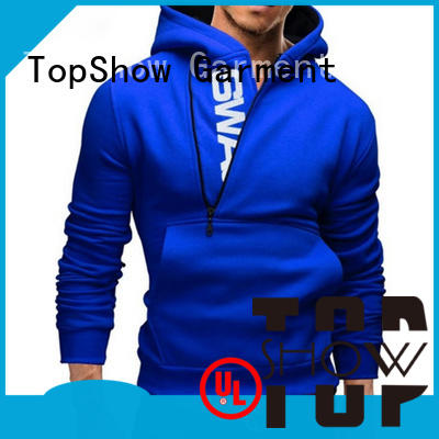TopShow casual hoodies mens supply for ladies